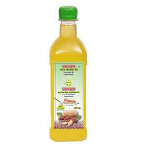 Groundnut Oil - Wood Pressed oil/Cold Pressed oil