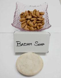 badam soap